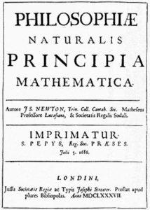 自然哲学の数学的諸原理