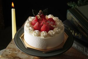 ストロベリーショートケーキ