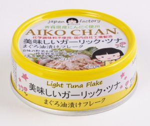 伊藤食品㈱ 美味しいガーリック・ツナ