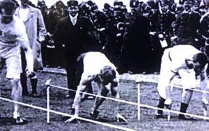 第1回アテネオリンピック男子 100m2