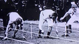 第1回アテネオリンピック男子 100m3