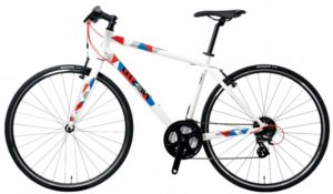 クロスバイク9
