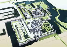 名古屋城全体図