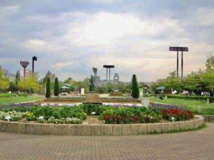 長居公園1