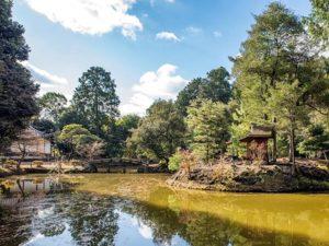龍泉寺庭園2