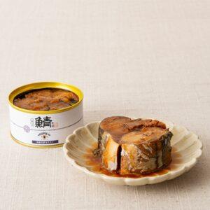 AKOMEYATOKYO鯖味付缶詰本醸造醤油